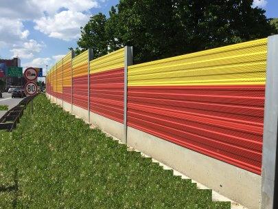 Aluminijski paneli protiv buke Beograd