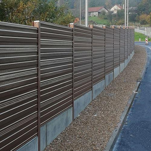 Aluminijski paneli za zaštitu od buke AL-2S Višnja Gora