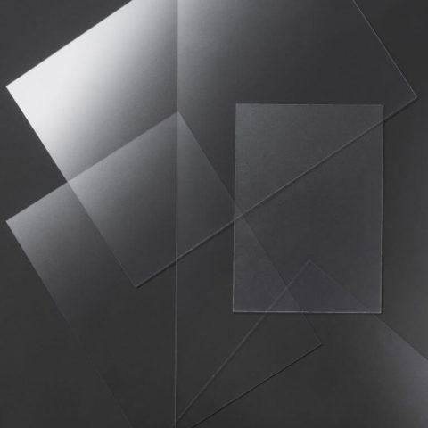 Antireflektivno umjetno staklo za zastakljivanje slika Poliver
