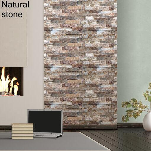 Dekorativne zidne obloge Plastonda Decor natural stone