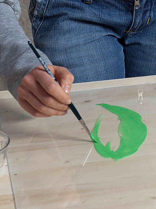 Dekoriranje ploča Poliver Basterglass