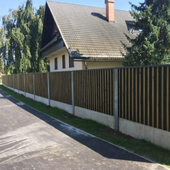Drvena zaštita od buke Bled