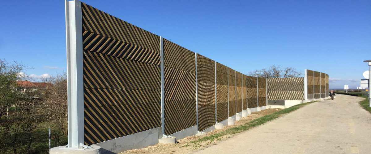 Drveni zidovi za zaštitu od buke Velika Gorica