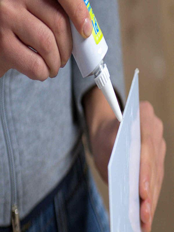 Lijepljenje ploča Poliver Basterglass