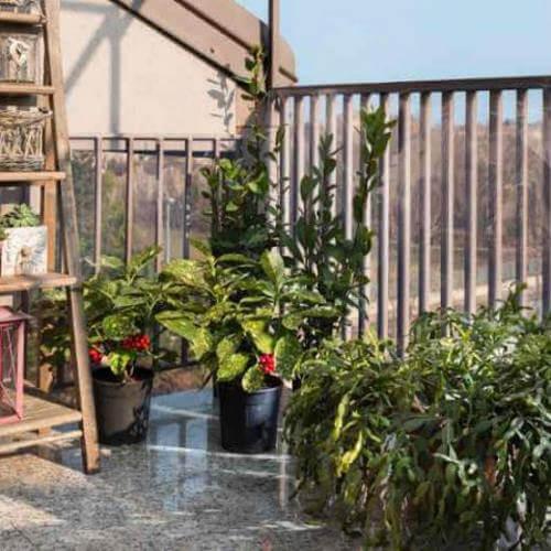 Mekane pvc folije Polikristal za ostakljivanje vrtova i terasa