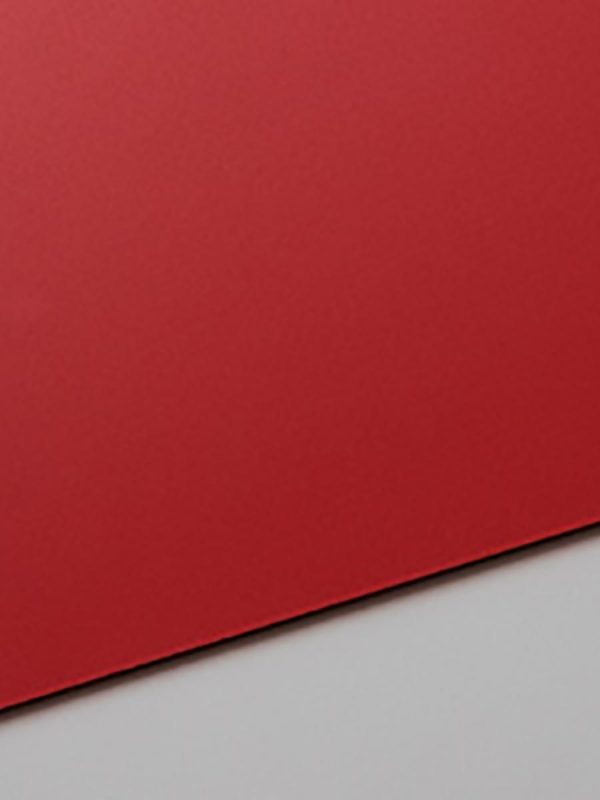 Pjenasta pvc ploča Multiexel crvena