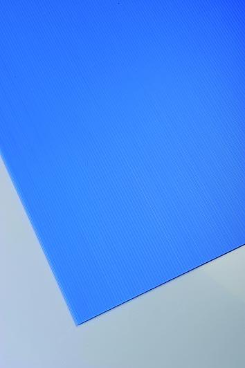 Plastonda plava boja