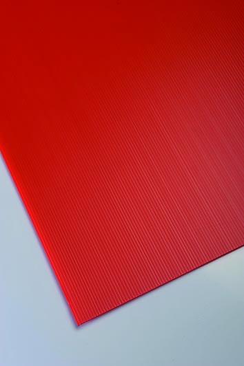 Plastonda crvena boja