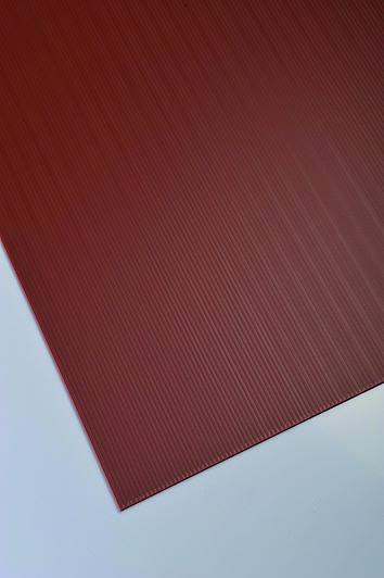 Plastonda smeđa boja