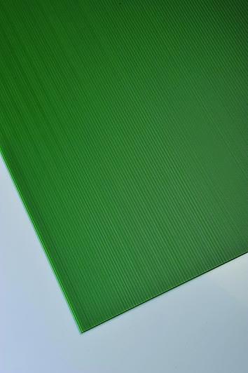 Plastonda zelena boja