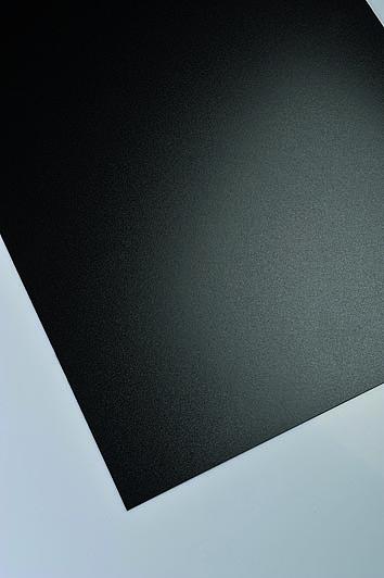 Polipropilenska ploča Policolor - crna
