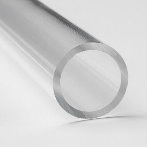 Prozirna cijev od akrila presjek