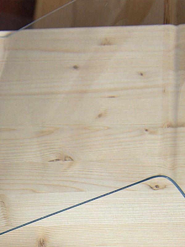 Toplo savijanje ploča Poliver Basterglass