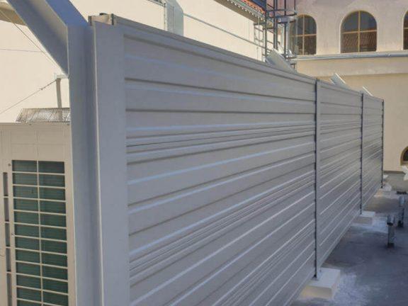 Smanjenje buke dizalice topline Koncertna dvorana Split
