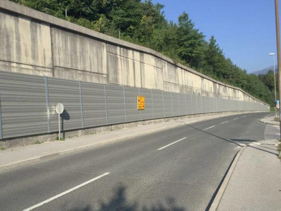 Visoko zvučno absorbirajuča aluminijska obloga zida