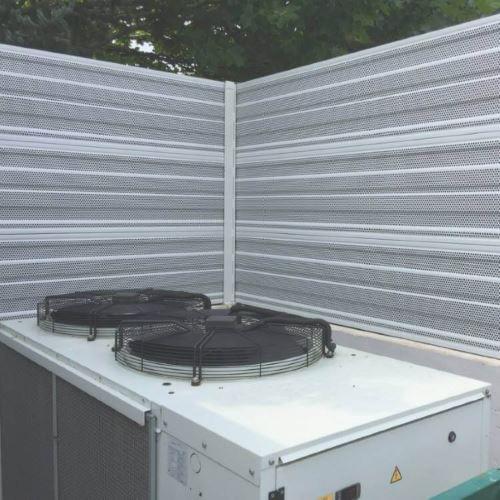 Zaštita protiv buke dizalice topline Trebnje