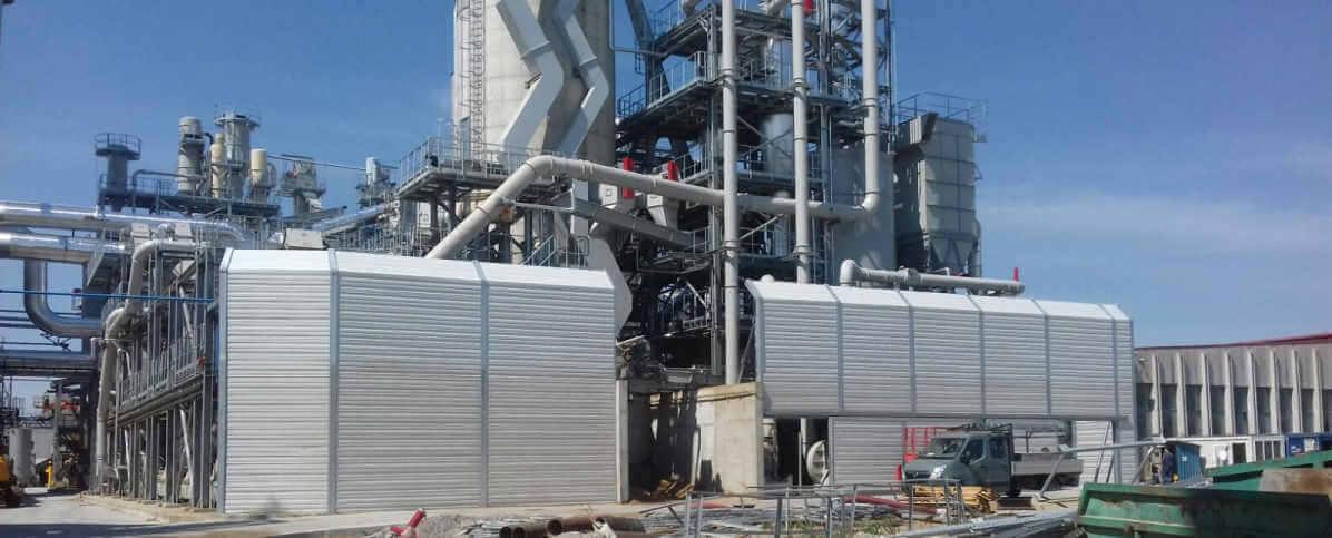 Zaštita od buke u industriji - Kronospan Bjelovar
