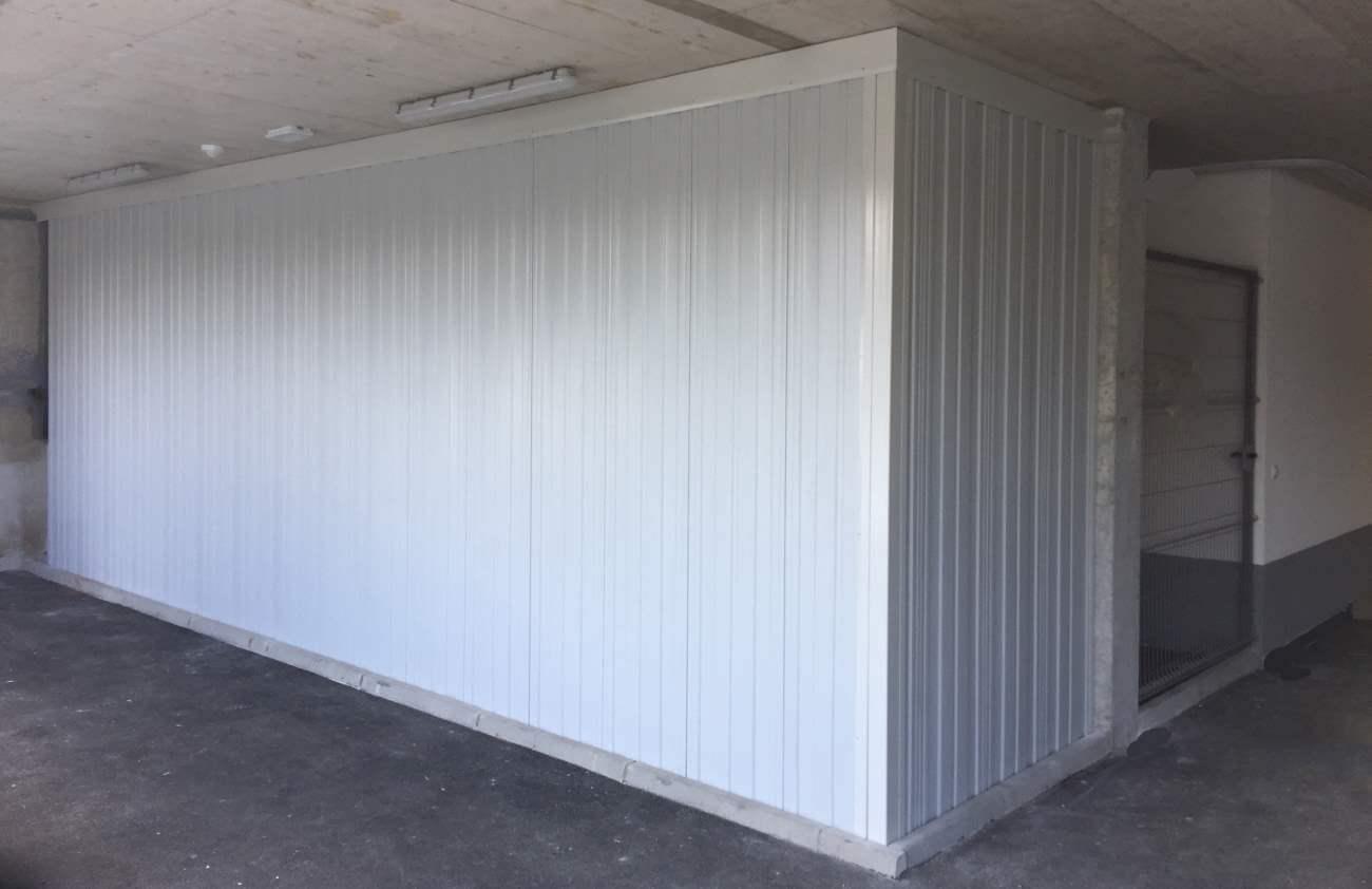 Zaštita od buke klimatskih naprava i rekuperatora zraka Trebnje