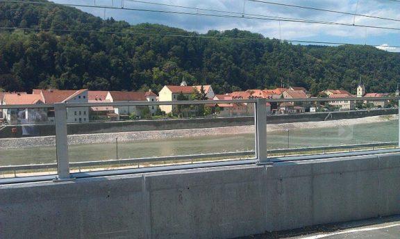 Zid za zaštitu od buke Krško
