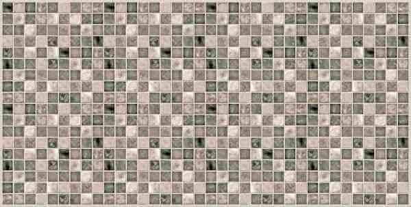 Zidne obloge Plastonda Decor mozaik siva