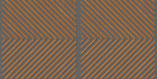 Slaganje drvenih panela protiv buke-dekorativne letvice strelica